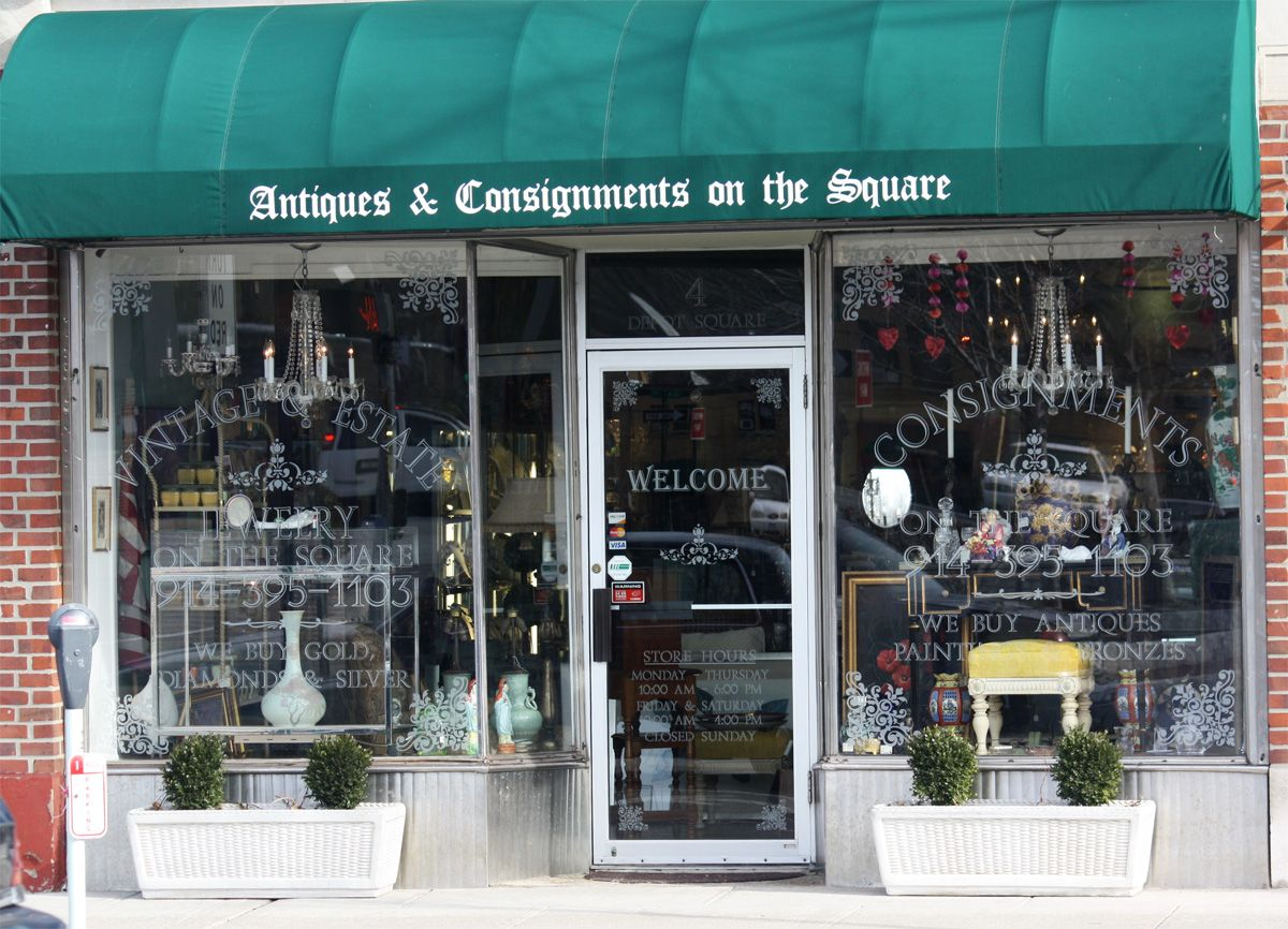 Antiques & Consignments on the Square - Tuckahoe, NY