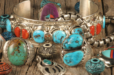 Antiques & Consignments on the Square - Turquoise Accessories, Jewelry