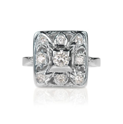 Antiques & Consignments on the Square - Diamond Rings
