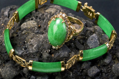 Antiques & Consignments on the Square - Jade Jewelry