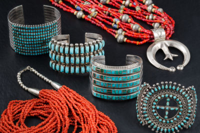 Antiques & Consignments on the Square - Turquoise